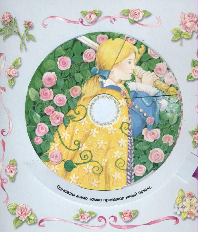 Иллюстрация 18 из 18 для Волшебный калейдоскоп. Спящая красавица   Лабиринт - книги. Источник: РИВА