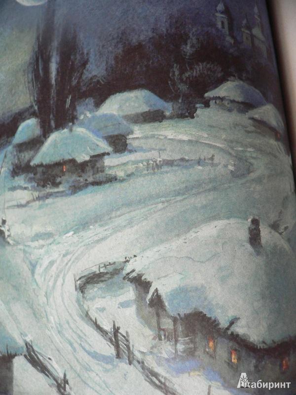 Иллюстрация 16 из 94 для Вечера на хуторе близ Диканьки - Николай Гоголь | Лабиринт - книги. Источник: In_Ferrum