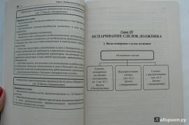 закон о банкротстве в схемах
