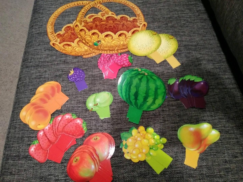 Иллюстрация 4 из 5 для Корзинка с овощами. Оформительский ...
