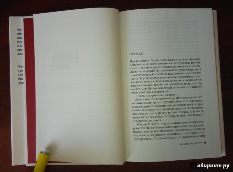 Иллюстрация 20 из 30 для Мистер Монстр - Дэн Уэллс | Лабиринт - книги. Источник: JTRoth