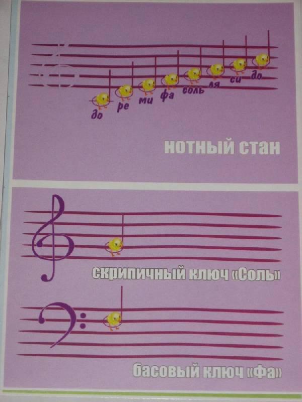 Иллюстрация 4 из 5 для Музыкальная азбука - Д. Золотарь | Лабиринт - игрушки. Источник: Dana-ja