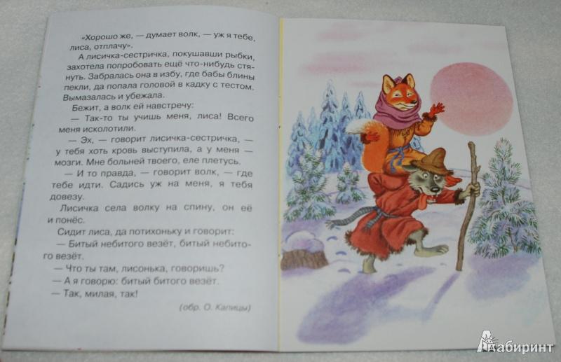 Иллюстрация 22 из 22 для Лисичка-сестричка   Лабиринт - книги. Источник: Книжный кот