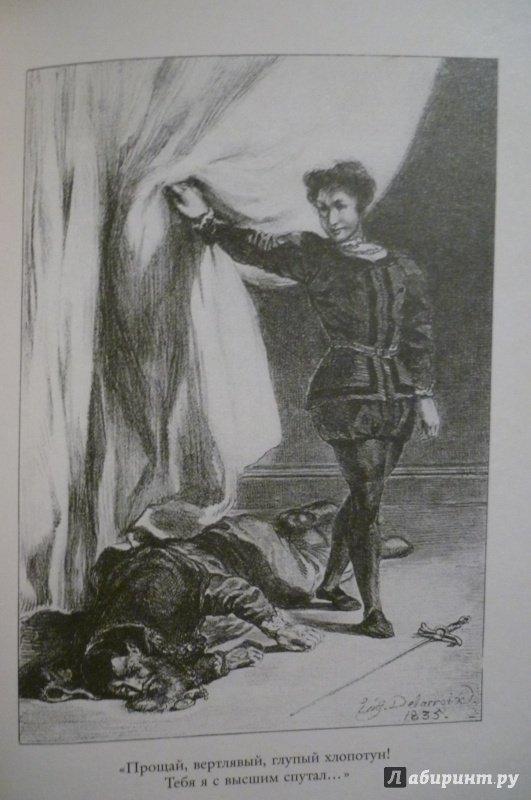 Иллюстрация 22 из 36 для Гамлет, принц датский - Уильям Шекспир | Лабиринт - книги. Источник: Алексеенко  Надежда