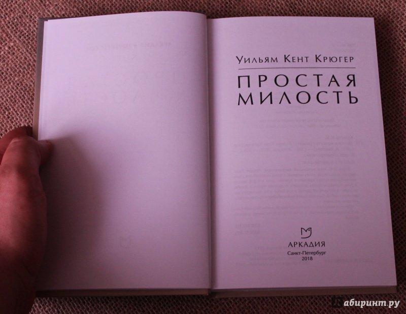 Иллюстрация 16 из 21 для Простая милость - Уильям Крюгер | Лабиринт - книги. Источник: Валентир  Виталий Сергеевич