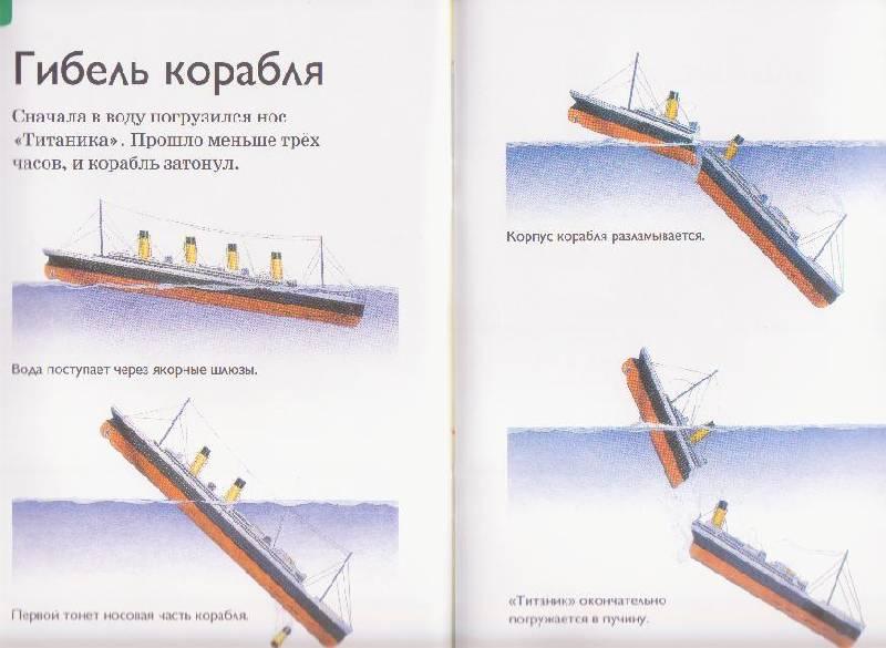 Иллюстрация 5 из 27 для Титаник - Салли Оджерс | Лабиринт - книги. Источник: Ёжик