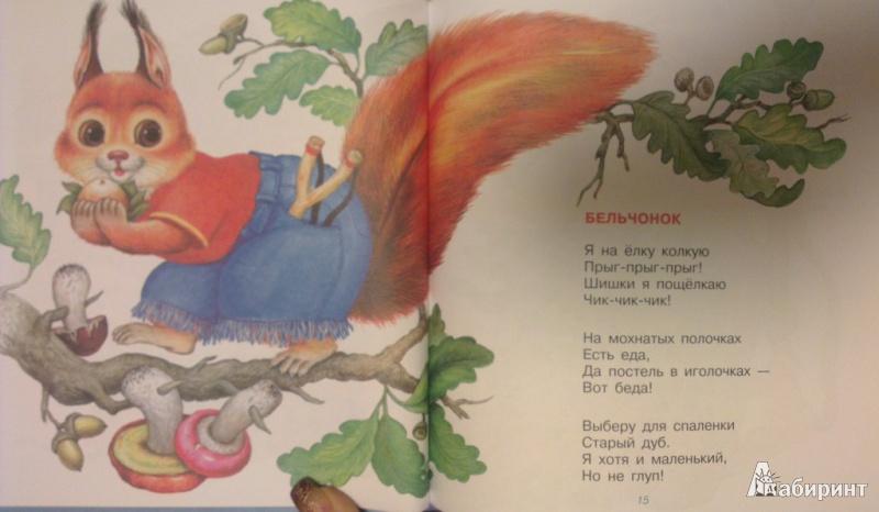 Иллюстрация 10 из 21 для Любимые стихи | Лабиринт - книги. Источник: Katty
