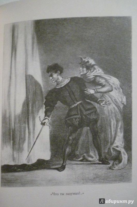 Иллюстрация 21 из 36 для Гамлет, принц датский - Уильям Шекспир | Лабиринт - книги. Источник: Алексеенко  Надежда