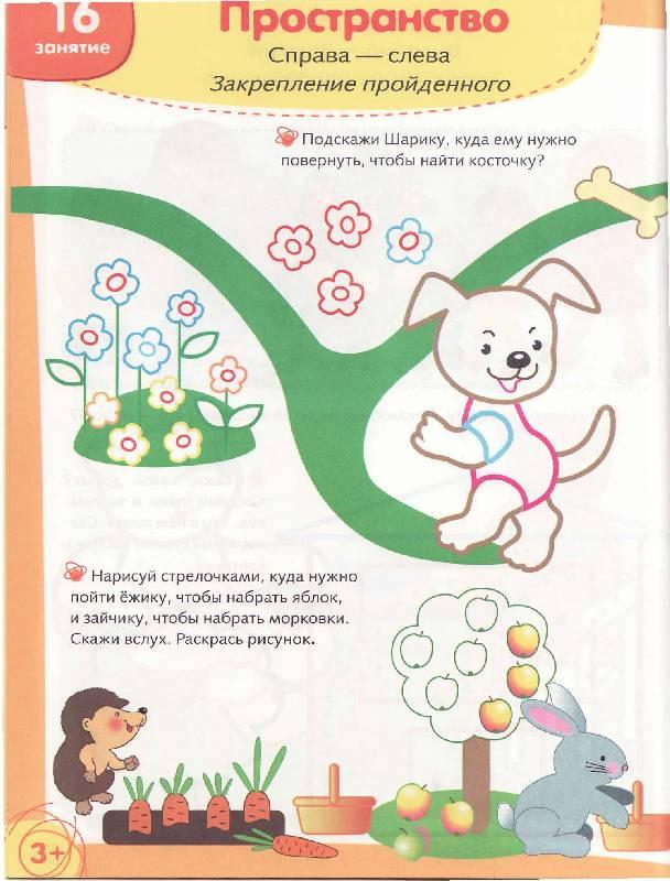 Иллюстрация 13 из 50 для Я учусь считать. Рабочая тетрадь. 3+ - Т. Давыдова | Лабиринт - книги. Источник: Р.  Светлана