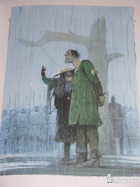 Иллюстрация 25 из 40 для Баллады о Робин Гуде   Лабиринт - книги. Источник: Nemertona