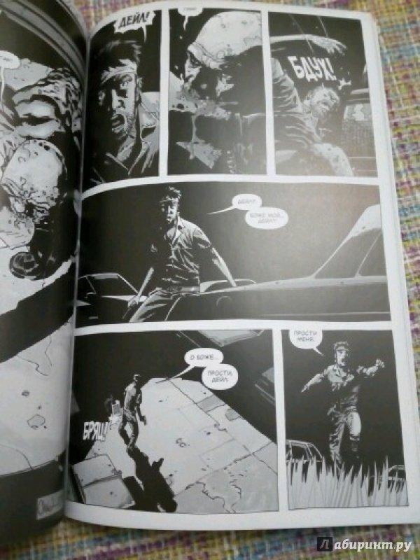 Иллюстрация 22 из 31 для Ходячие Мертвецы. Том 7. Затишье перед... - Роберт Киркман   Лабиринт - книги. Источник: Tim Darth