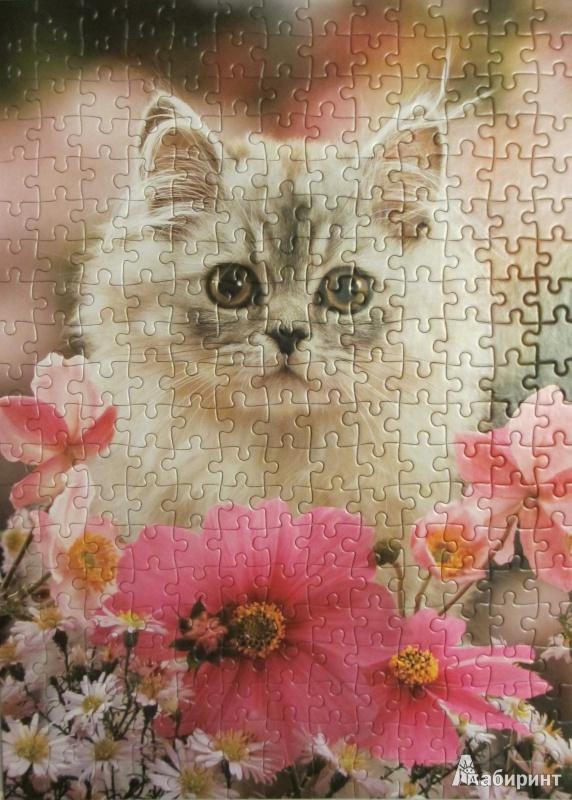 """Иллюстрация 1 из 2 для Puzzle-260 MIDI """"Котенок"""" (B-26920)   Лабиринт - игрушки. Источник: ~Tasha~"""