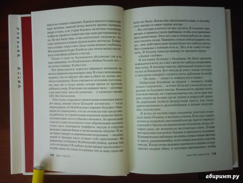 Иллюстрация 22 из 30 для Мистер Монстр - Дэн Уэллс | Лабиринт - книги. Источник: JTRoth