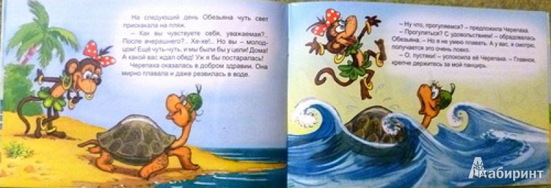 Иллюстрация 3 из 25 для Обезьяна и черепаха - С. Рунге | Лабиринт - книги. Источник: alex-sandr