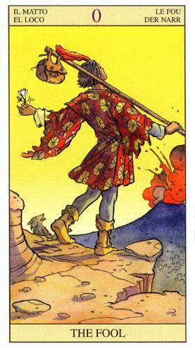 Иллюстрация 37 из 55 для Таро Нью Вижн - Пьетро Алиго | Лабиринт - книги. Источник: Olla-la