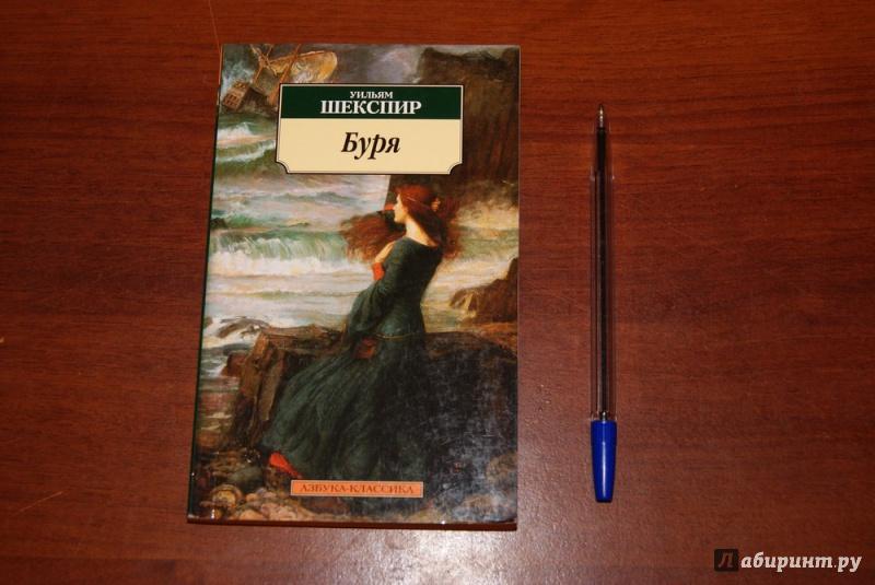 Иллюстрация 10 из 15 для Буря: Трагикомедия - Уильям Шекспир | Лабиринт - книги. Источник: М.Т.В.