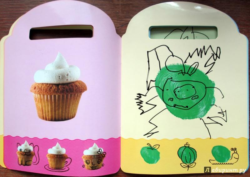 Иллюстрация 7 из 17 для Мастер-фломастер. Веселые превращения (розовая)   Лабиринт - книги. Источник: Зеленая шляпа