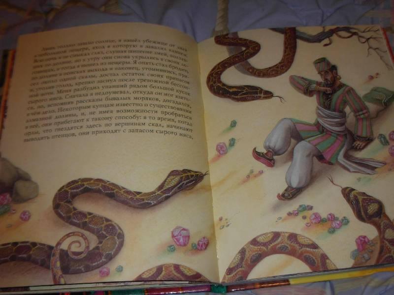 Иллюстрация 12 из 25 для Все путешествия Синдбада | Лабиринт - книги. Источник: --- Гера ---