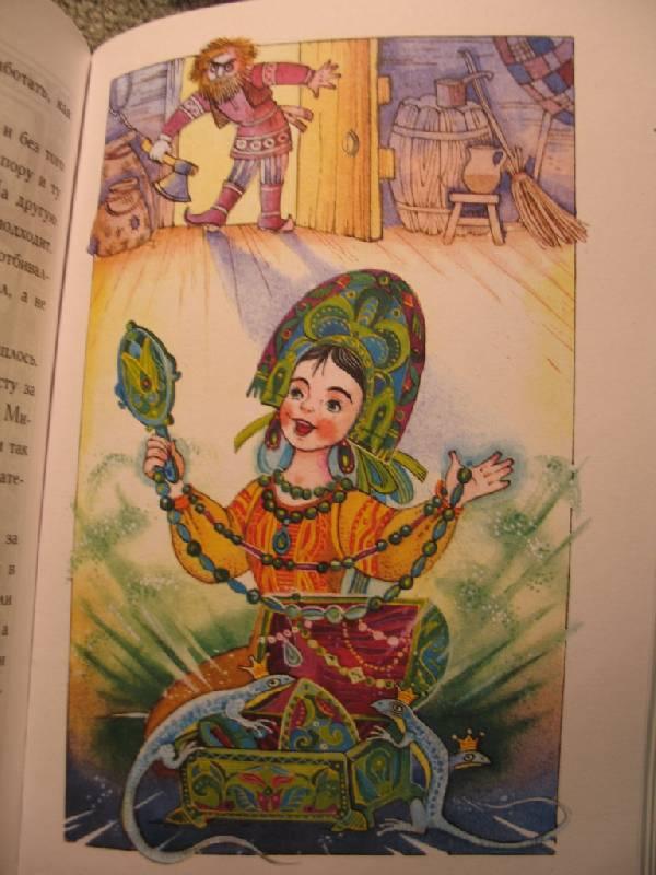 картинки сказ бажова малахитовая шкатулка