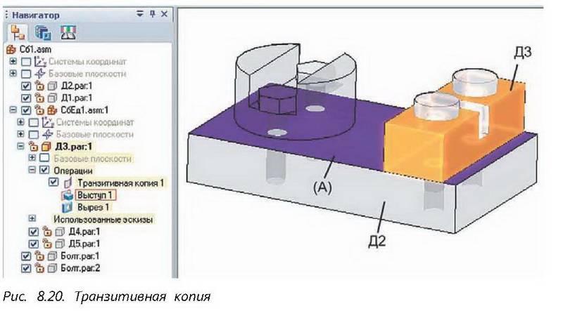 Иллюстрация 10 из 15 для Solid Edge с синхронной технологией (+СD) - Роман Хохленков | Лабиринт - книги. Источник: Ялина