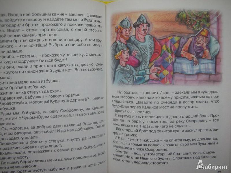 Иллюстрация 4 из 46 для Царевна-лягушка | Лабиринт - книги. Источник: Екатерина123