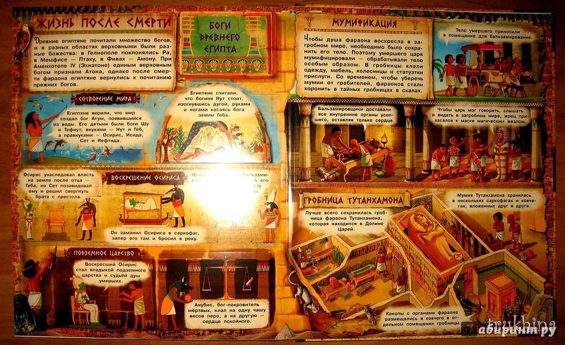 Иллюстрация 45 из 71 для Загадочный мир прошлого. Фараоны   Лабиринт - книги. Источник: Трухина Ирина