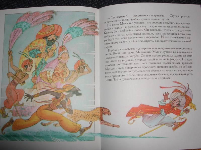 Иллюстрация 31 из 35 для Сказки - Вильгельм Гауф   Лабиринт - книги. Источник: sher