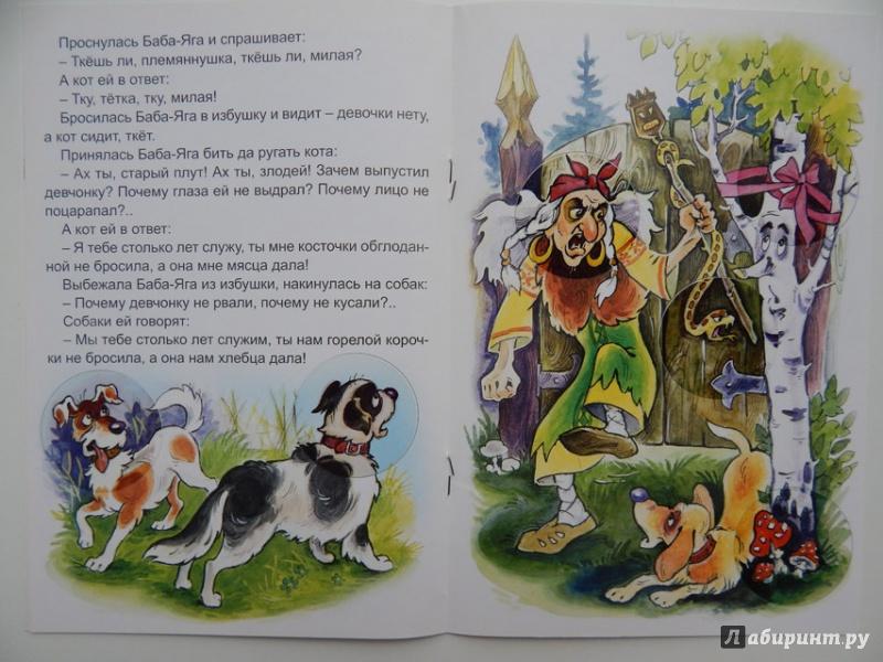 Иллюстрация 14 из 34 для Баба-Яга | Лабиринт - книги. Источник: Мелкова  Оксана