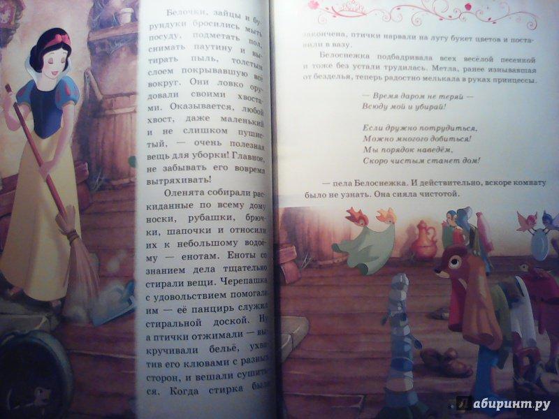 Иллюстрация 19 из 53 для Белоснежка. Кто красой затмил весь свет? | Лабиринт - книги. Источник: Лабиринт