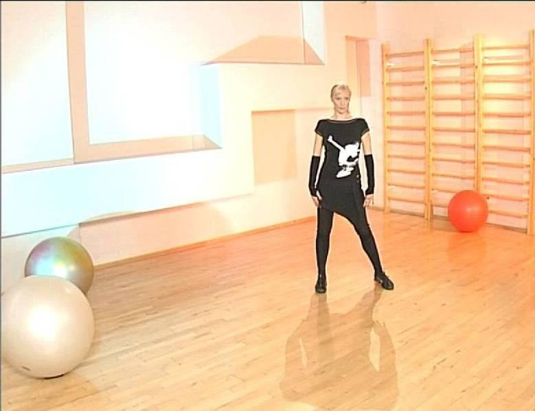 Иллюстрация 1 из 12 для Tango aerobics (DVD) - Дмитрий Лавров | Лабиринт - видео. Источник: Rainbow