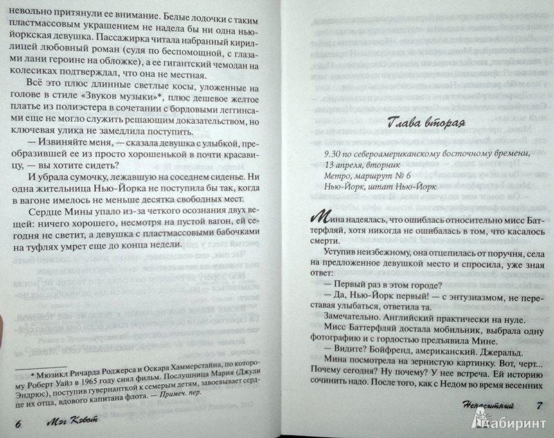 Иллюстрация 6 из 20 для Ненасытный - Мэг Кэбот | Лабиринт - книги. Источник: Леонид Сергеев