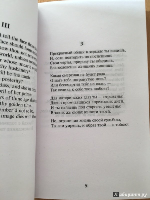 Иллюстрация 8 из 21 для Сонеты - Уильям Шекспир | Лабиринт - книги. Источник: Ефимова  Мария Владимировна