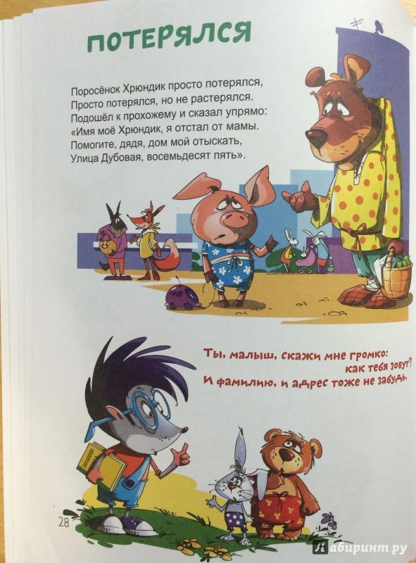 Иллюстрация 17 из 34 для Безопасность шаг за шагом - Анна Лукашева   Лабиринт - книги. Источник: Евгения Махина