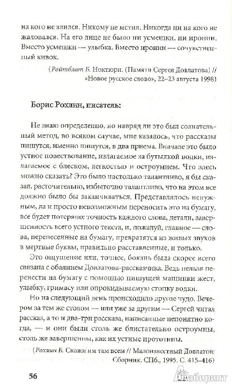 Иллюстрация 8 из 17 для Довлатов - Ковалова, Лурье   Лабиринт - книги. Источник: Betty