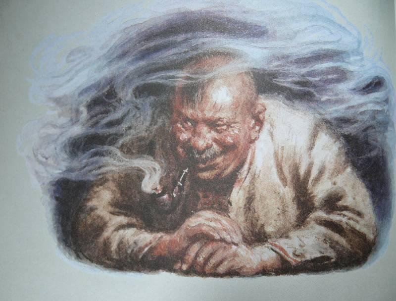 Иллюстрация 39 из 94 для Вечера на хуторе близ Диканьки - Николай Гоголь | Лабиринт - книги. Источник: Аврора
