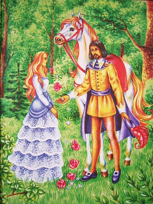 магазине картинки к сказке шарля перро фея ограничительных мер