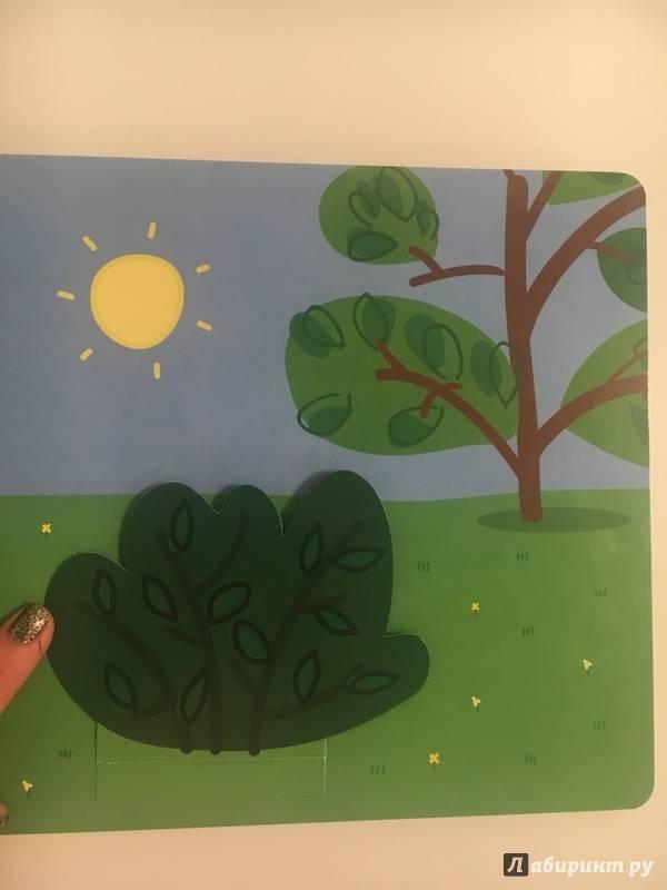 Иллюстрация 3 из 16 для Hide and Peek. A Lift-the-Flap board book | Лабиринт - книги. Источник: Жумыкина  Анжелика Андреевна