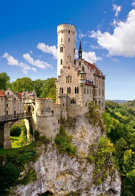 Иллюстрация 1 из 2 для Puzzle-500. Lichtenstein castle, Germany (В-51311) | Лабиринт - игрушки. Источник: Губяткин  Павел Владимирович