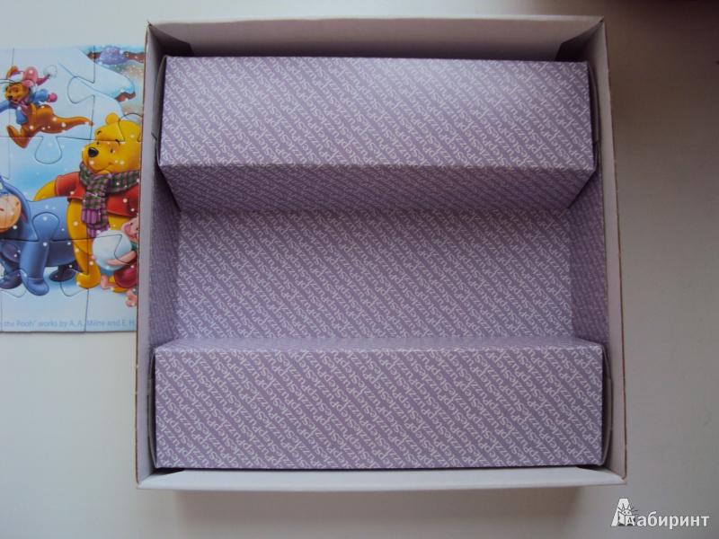 """Иллюстрация 1 из 11 для Step Puzzle 3 в 1 """"Медвежонок Винни"""" (92403)   Лабиринт - игрушки. Источник: л.и."""