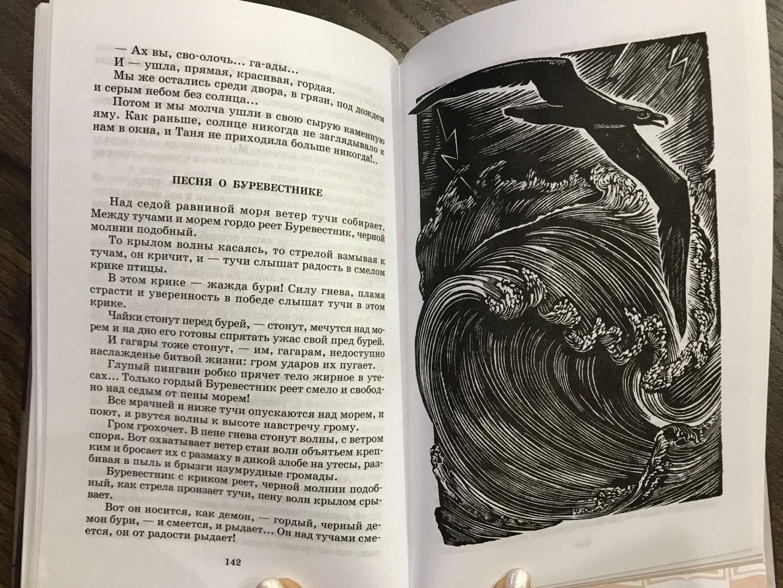 Иллюстрация 17 из 17 для Рассказы и сказки - Максим Горький | Лабиринт - книги. Источник: Лабиринт