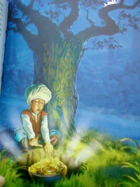 Иллюстрация 22 из 22 для Сказки на ночь | Лабиринт - книги. Источник: lettrice