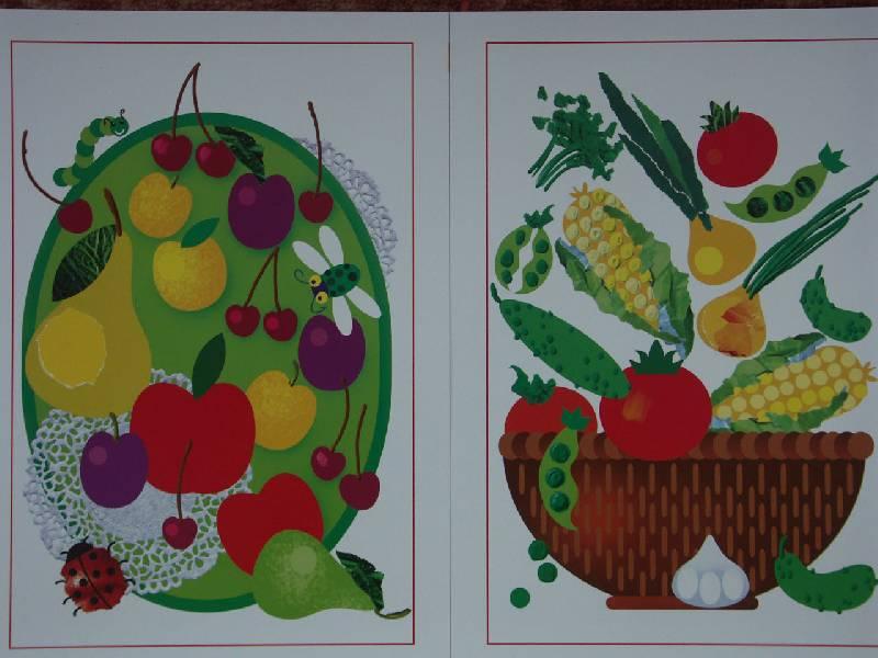 настоящий фрукты из цветной бумаги аппликация популярных брендов марок