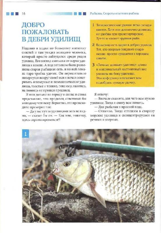 Иллюстрация 9 из 15 для Рыбалка. Секреты опытного рыбака - Мартин Верле | Лабиринт - книги. Источник: Юта
