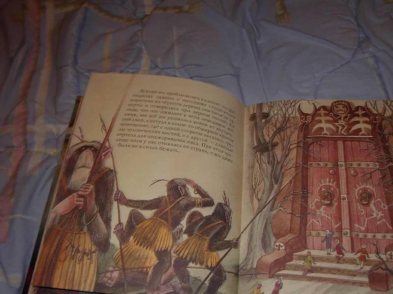 Иллюстрация 13 из 25 для Все путешествия Синдбада   Лабиринт - книги. Источник: --- Гера ---