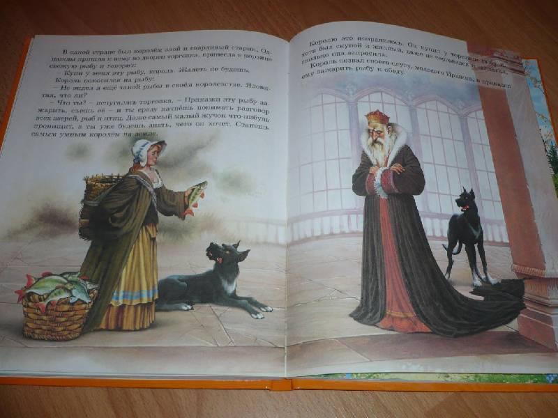 Иллюстрация 38 из 39 для Любимые волшебные сказки | Лабиринт - книги. Источник: Домбиблиотека