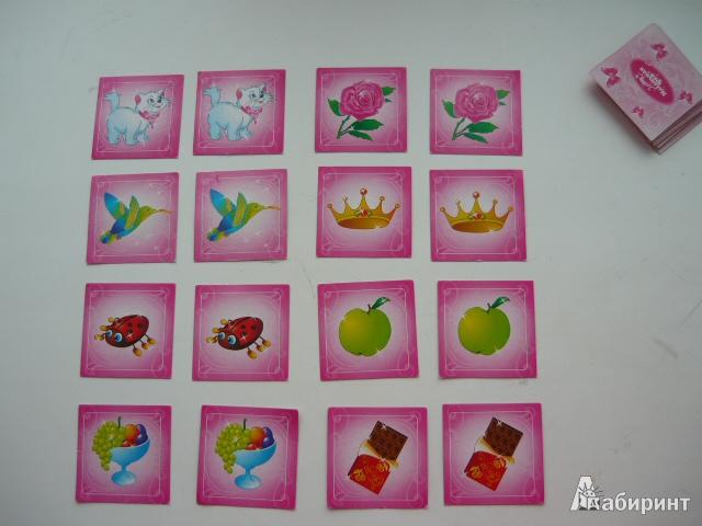 Иллюстрация 3 из 6 для Игра Волшебные парочки | Лабиринт - игрушки. Источник: Бэлла