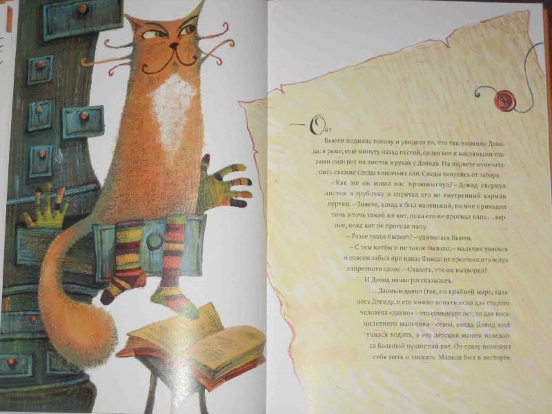 тайна рыжего кота картинки началом дождей