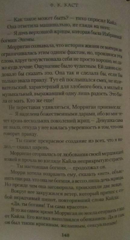 Иллюстрация 6 из 12 для Богиня по крови - Филис Каст | Лабиринт - книги. Источник: Кравченко  Ульяна