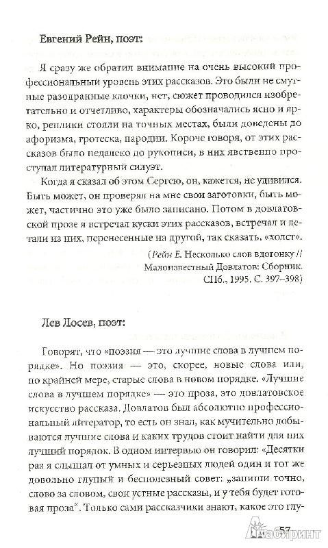 Иллюстрация 9 из 17 для Довлатов - Ковалова, Лурье | Лабиринт - книги. Источник: Betty