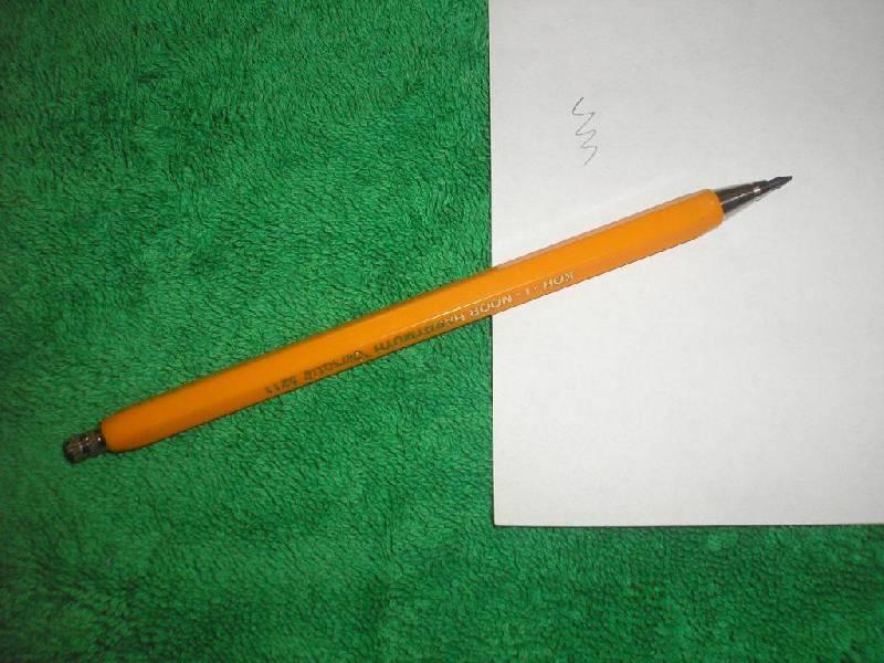 Иллюстрация 2 из 2 для Карандаш цанговый 2 мм, корпус пластиковый (52110N1000kd) | Лабиринт - канцтовы. Источник: Поклонцева Юлия Сергеевна